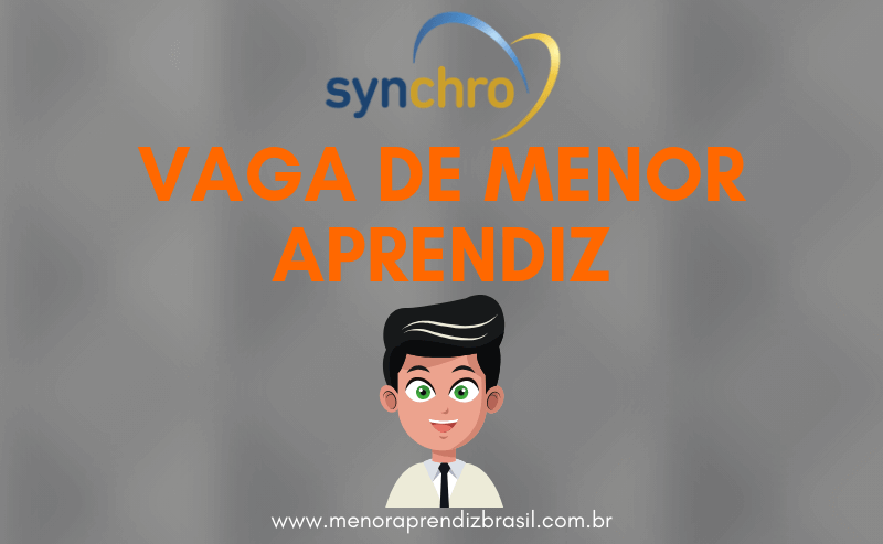 Menor Aprendiz Synchro