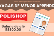 Menor Aprendiz Polishop