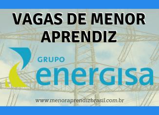 Menor Aprendiz Grupo Energisa
