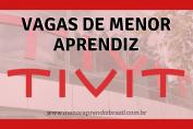 Menor Aprendiz Tivit