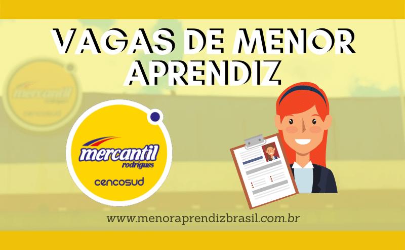 Menor Aprendiz Mercantil Rodrigues