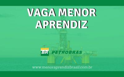 Vaga Menor Aprendiz Petrobras
